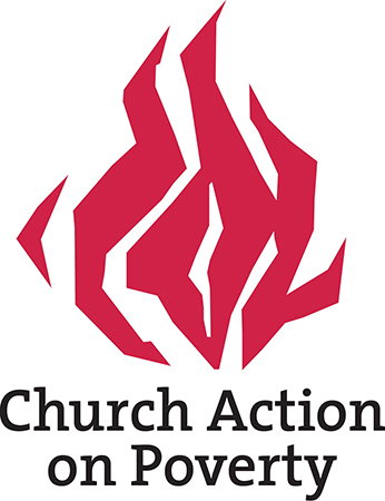 Church Action on Poverty logo