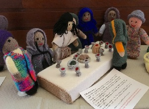 wooly last supper orig