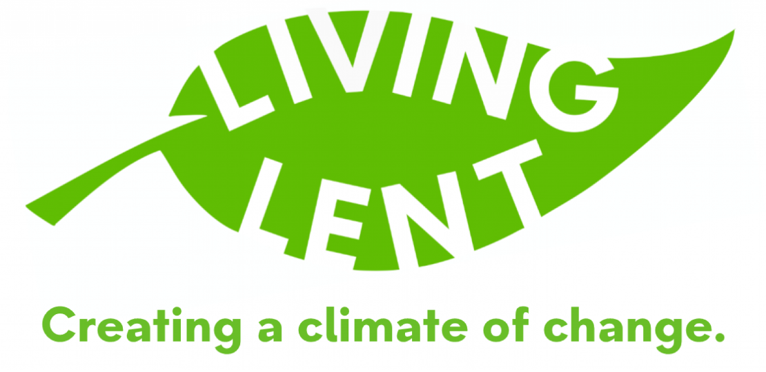 Living Lent Creating a climate of change leaf