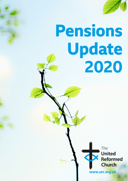 Pensions update cover