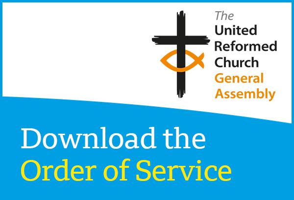 Order of service link