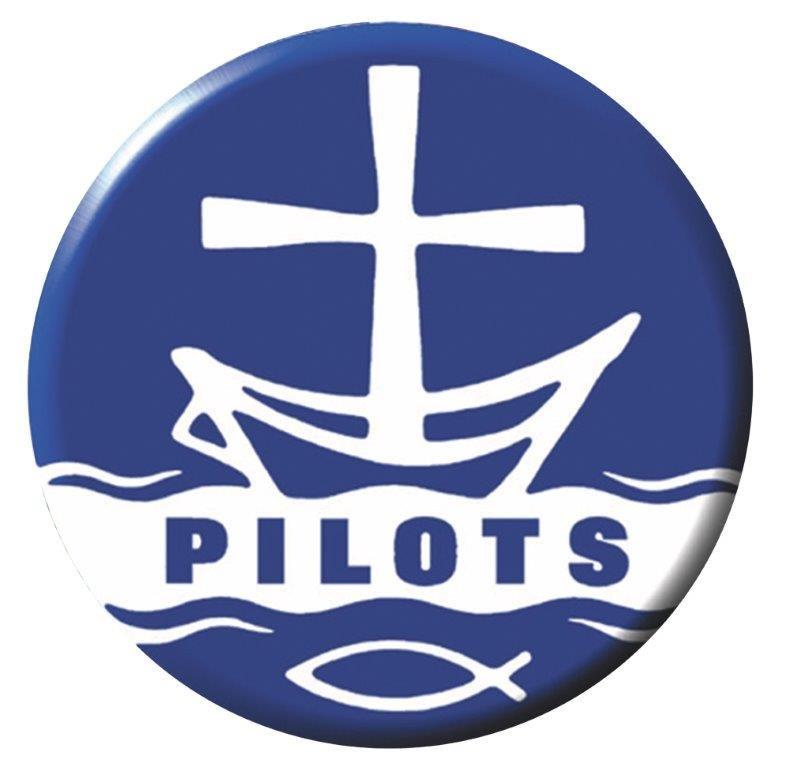 pilots logo - unshaded