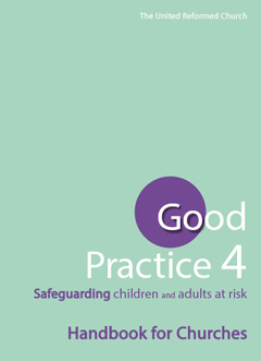 Cover of Good Practice 4 - Handbook for Churches