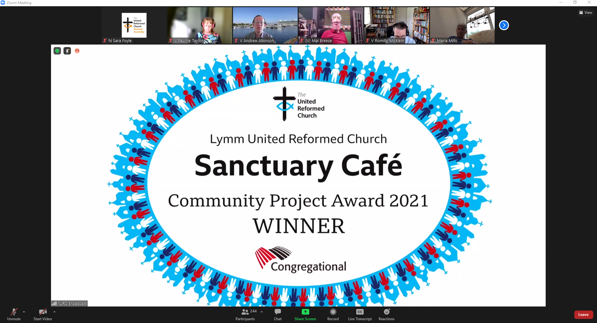 Awards Sanctuary