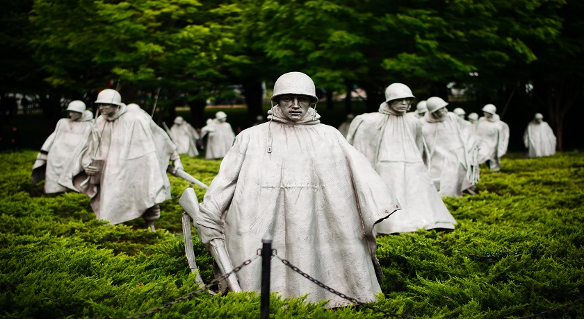 Korean war memorial brittany colette 627771 unsplash