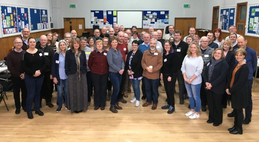 Northerly Synods group meeting