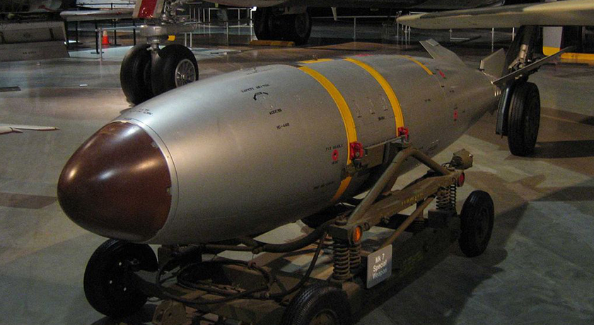 Nuclear bomb credit Chairboy Wikimedia Commons CC3.0 migrated