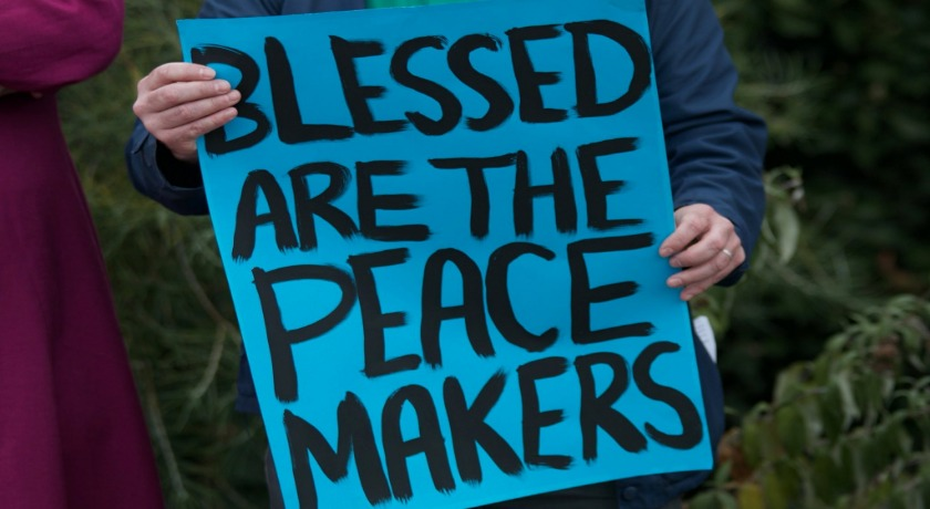 Peacemakers newsbanner