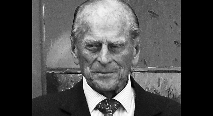 Prince Philip 2015