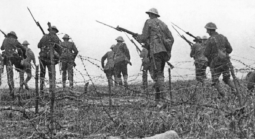 The Battle of the Somme film credit wikipedia