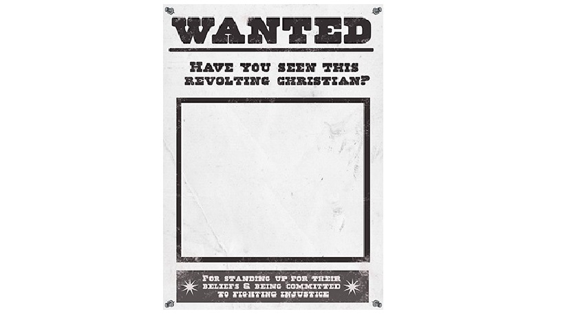 Wanted GB news banner