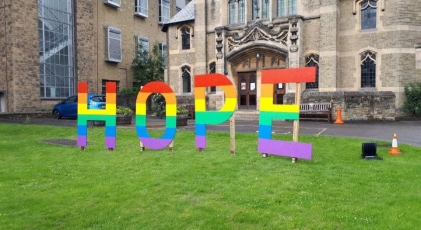 Hope at St Andrews
