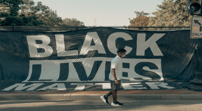 BLM by Clay Banks Unsplash
