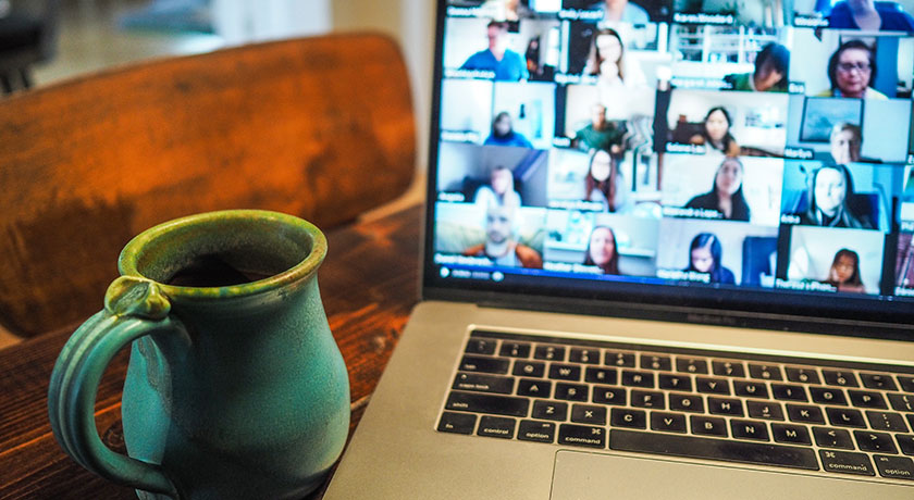 video conferencing by chris montgomery unsplash