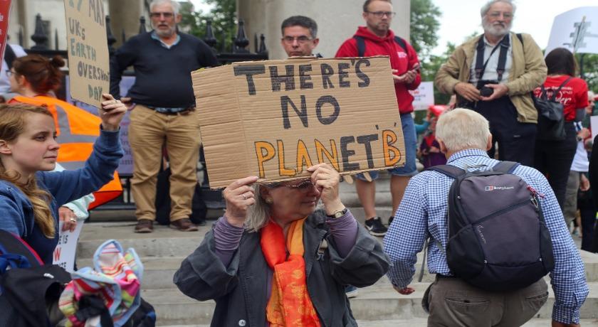 Planet B news banner