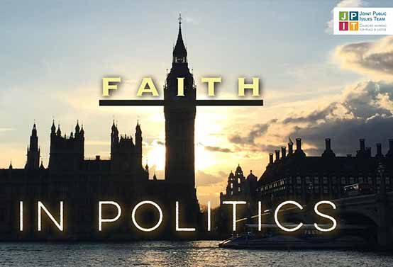 faith in politics News images 554x415