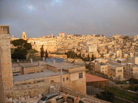 view over bethlehem 3